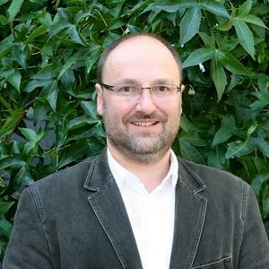 Bildungsgangsleiter Christoph Fischer