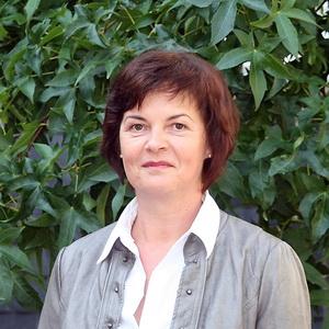 Bildungsgangleiterin Julia Weinert