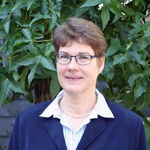 Bildungsgangsleiterin Barbara Wernecke